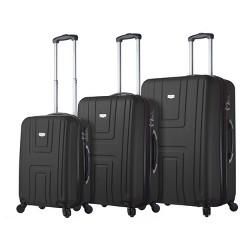 Mia Viaggi Ferrara Hardside 3pc Luggage Set