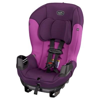 Evenflo® Sonus Convertible Car Seat - Dahlia