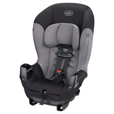 Evenflo® Sonus Convertible Car Seat - Charcoal Sky
