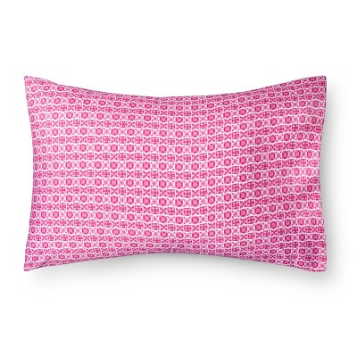 Pink Tile Pillowcase - Xhilaration™