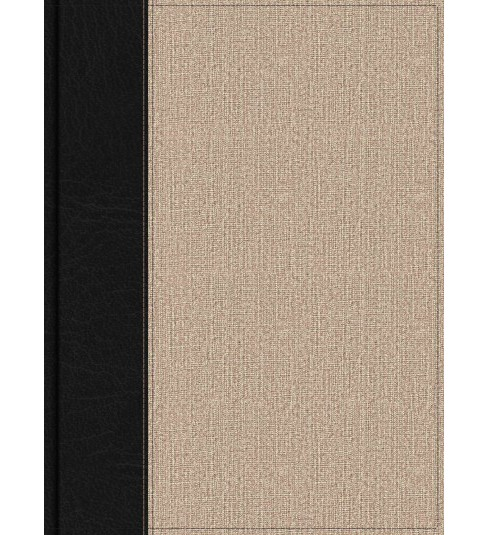 Apologetics Study Bible for Students : Holman Christian Standard Bible, Black/Tan Leathertouch - image 1 of 1