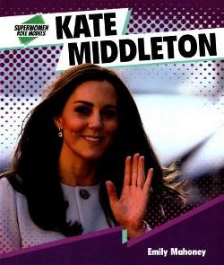 Kate Middleton (Library) (Emily Mahoney)