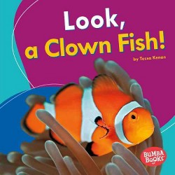 Look, a Clown Fish! (Library) (Tessa Kenan)