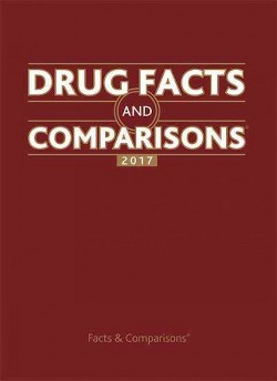 Drug Facts and Comparisons 2017 (Hardcover)