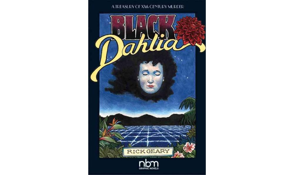 Black Dahlia (Hardcover) (Rick Geary)