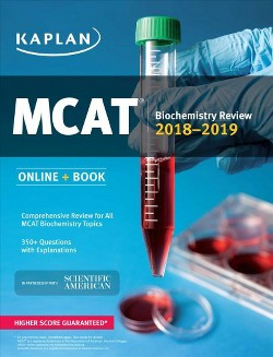 MCAT Biochemistry Review 2018-2019 (Paperback)