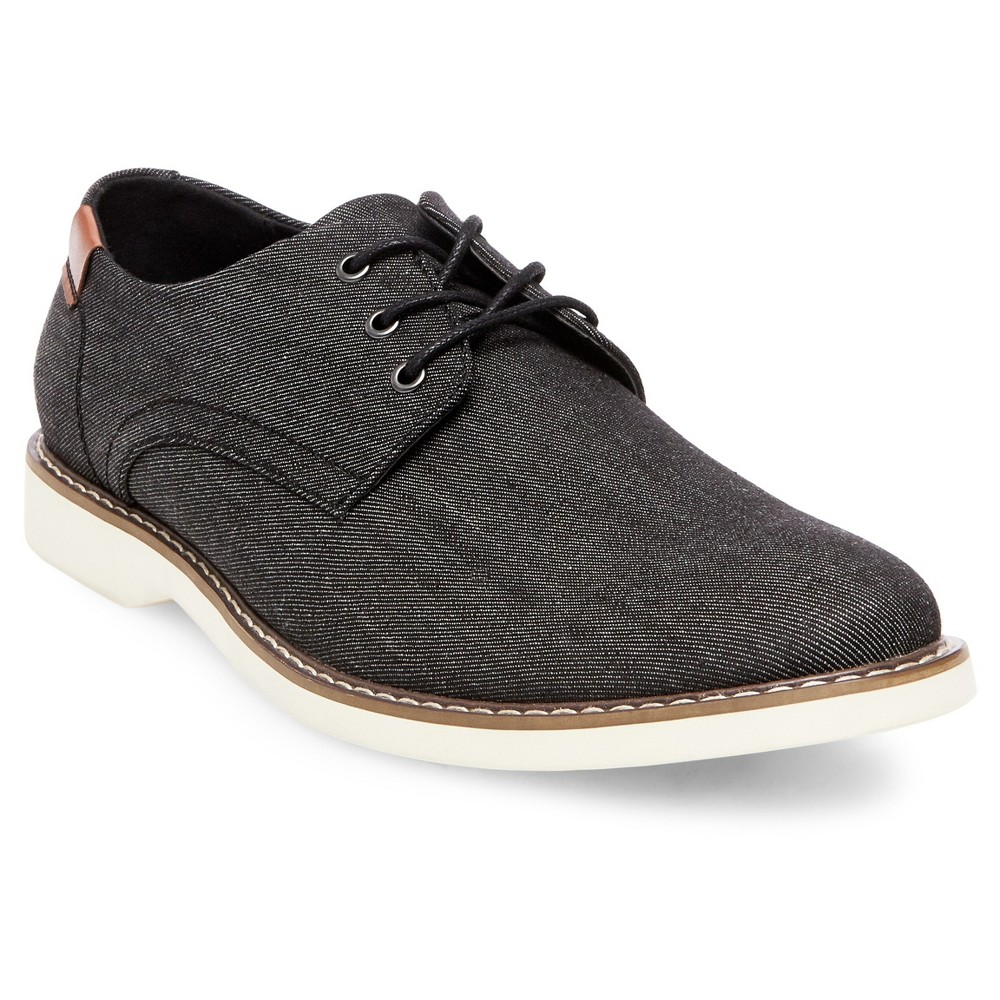 Mens SoHo Cobbler Jeremy Oxfords - Black 7