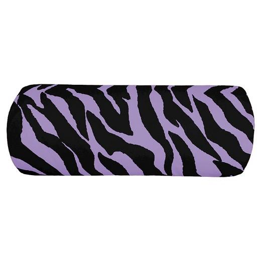 Zebra Throw Pillows Target : Zebra Print Neckroll Throw Pillow (12