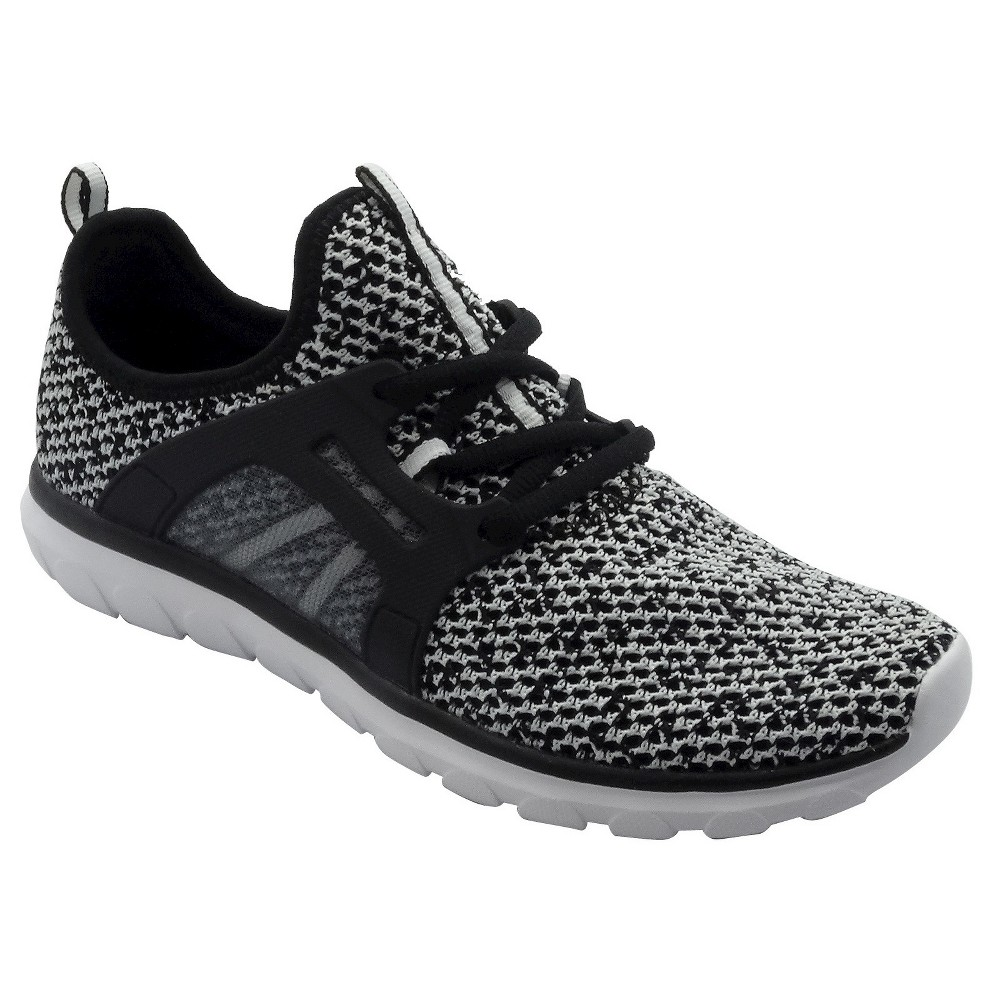 Womens Poise Performance Athletic Shoes - C9 Champion Black/White 9, Multicolored