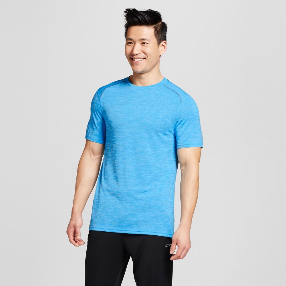 Mens Premium Tech T-Shirt - C9 Champion - Hydro Blue Xxl