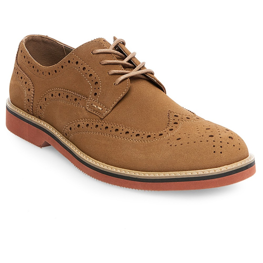 Mens SoHo Cobbler Victor Oxford - Tan 11