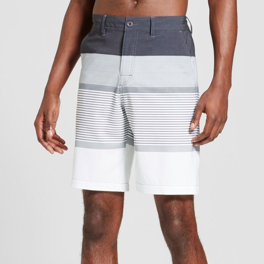 Mens Gemini Hybrid Shorts - Trinity Collective Black 38