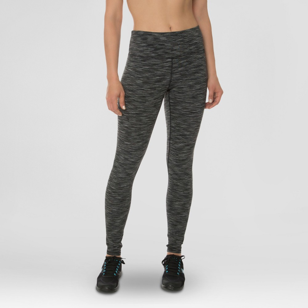 Women's Space Dye Leggings - Charcoal (Grey) L - Rbx