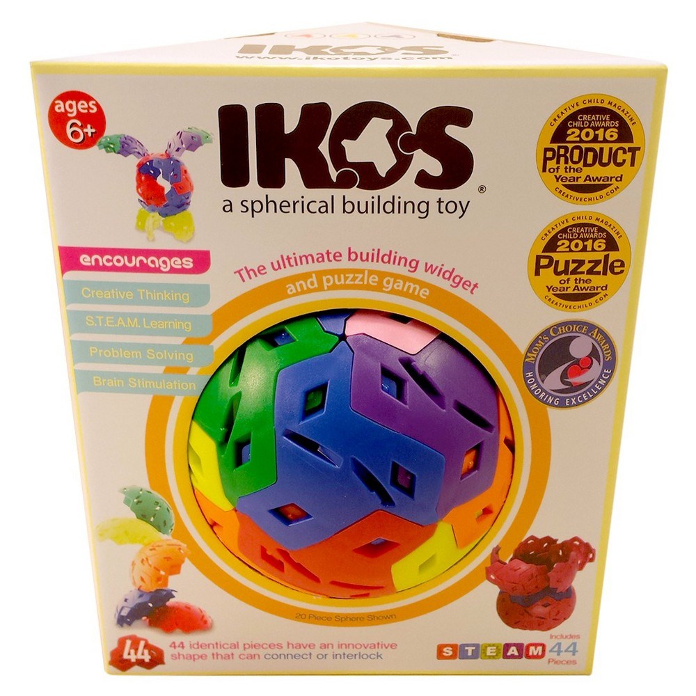 Ikos Family Set - 44 Piece