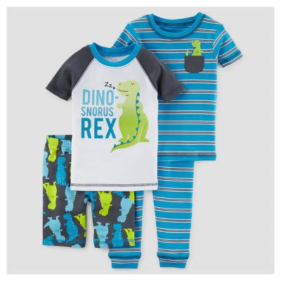 Baby Boys' Pajama Set - Just One You™ Made by Carter's® Blue 9M