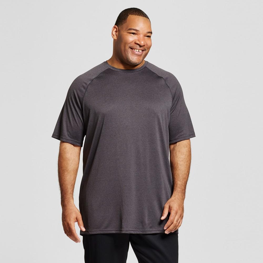 Men's Big & Tall Tech T-Shirt - C9 Champion - Charcoal Heather Xlt