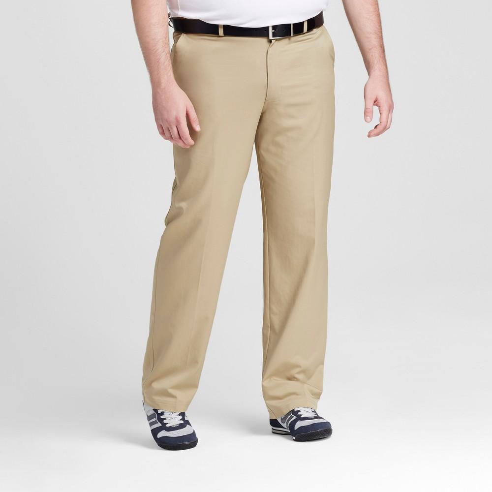 Mens Big & Tall Golf Pants - C9 Champion Tree House Khaki 60x30
