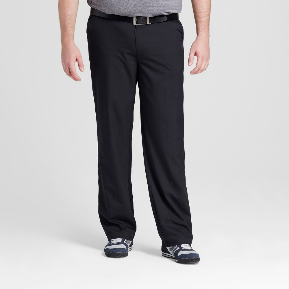 Mens Big & Tall Golf Pants - C9 Champion - Black 54x30