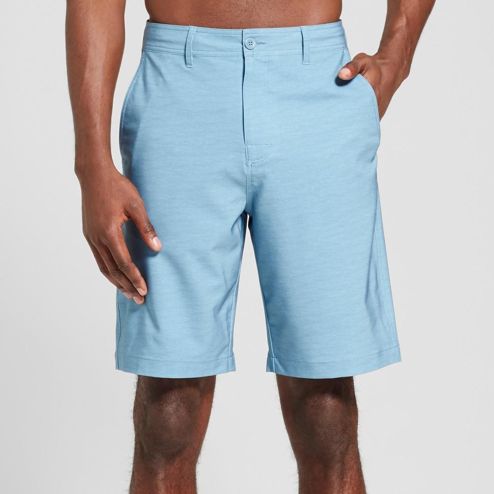 Mens Hybrid Skoda Shorts - Trinity Collective Blue 34