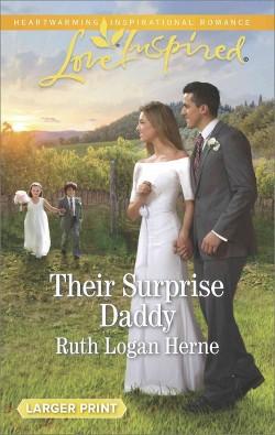 Their Surprise Daddy (Paperback) (Ruth Logan Herne)