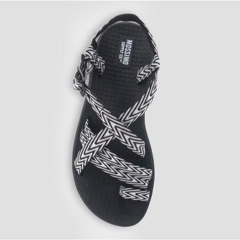 Women's Ada Multi Strap Hiking Sandals - Mossimo Supply Co.™ Black