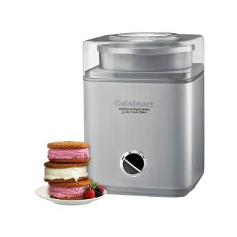 Cuisinart® Pure Indulgence 2 Qt. Ice Cream Maker - Chrome ICE-30BC