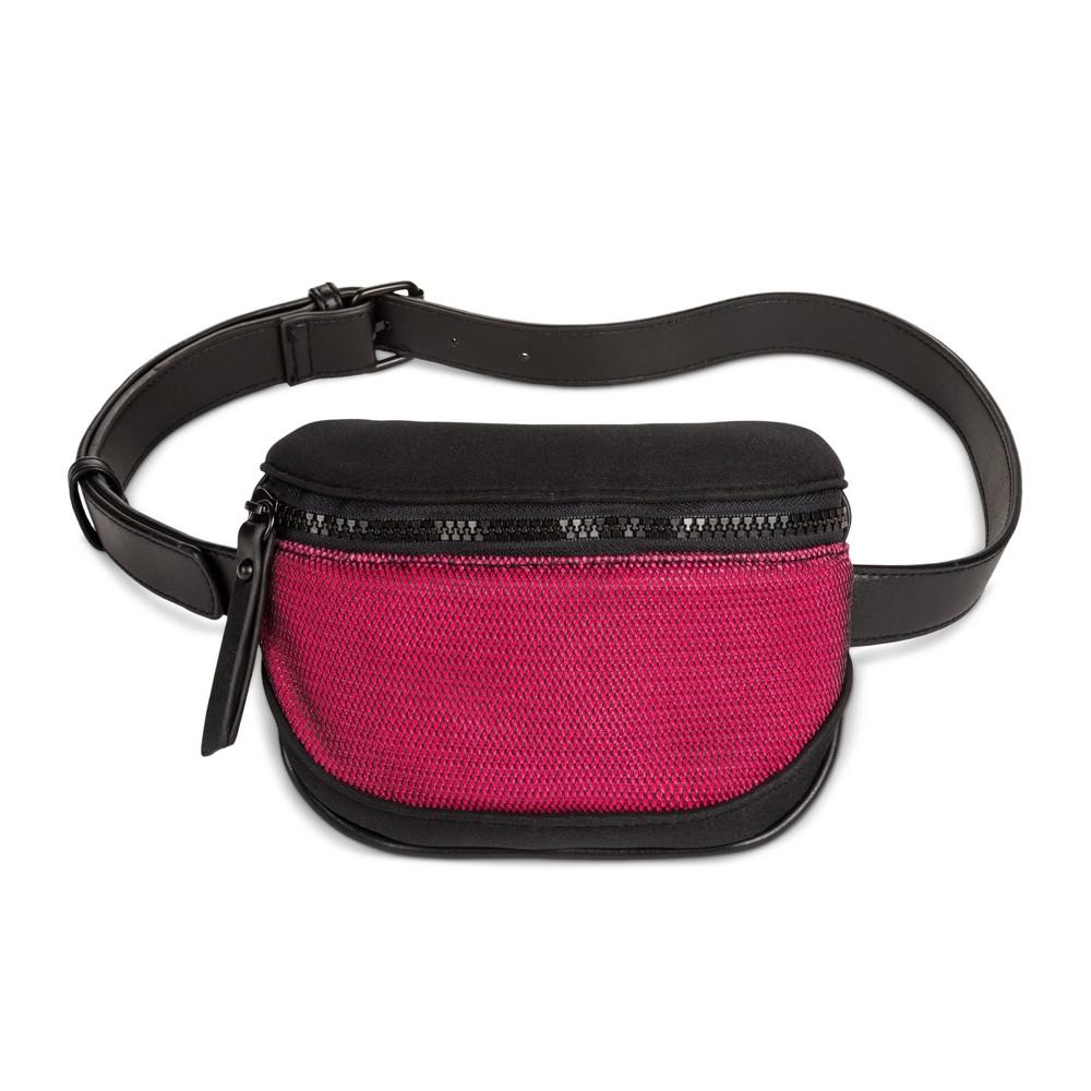 Womens Neoprene Belt Bag - Mossimo Supply Co. Pink