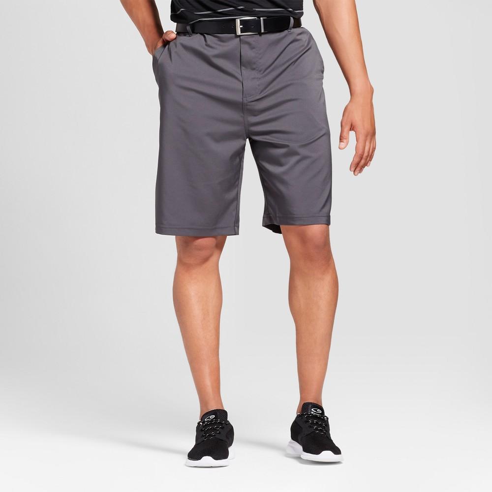 Mens Big & Tall Golf Cargo Shorts - C9 Champion Railroad Gray 52