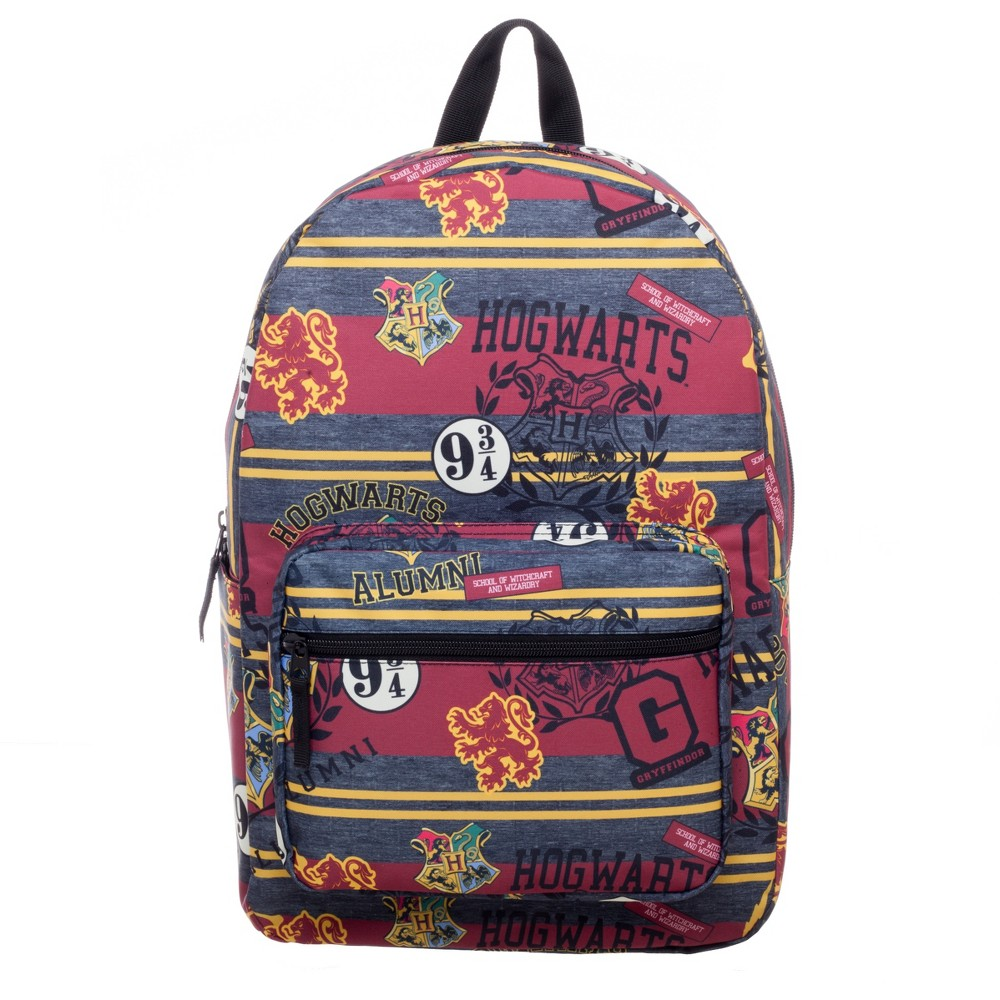 Harry Potter Classic Kids Backpack, Red