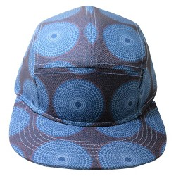 Men's Printed Five Panel Havanna Hat - Mossimo Supply Co.™ Purple One Size