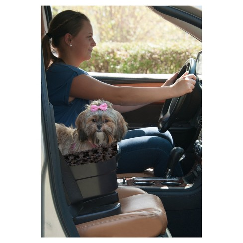 Pet Gear Bucket Seat Booster With Chocolate Insert - image 1 of 2