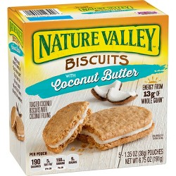 Nature Valley® Coconut Butter Biscuits - 6.75oz