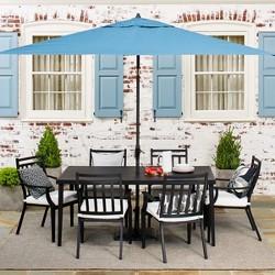 Fairmont Steel 7-Piece Patio Dining Set - Threshold™