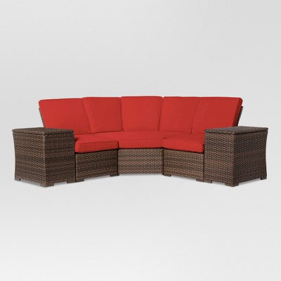 $1115.99 ... : wicker patio sectional - Sectionals, Sofas & Couches