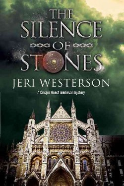 Silence of Stones (Hardcover) (Jeri Westerson)