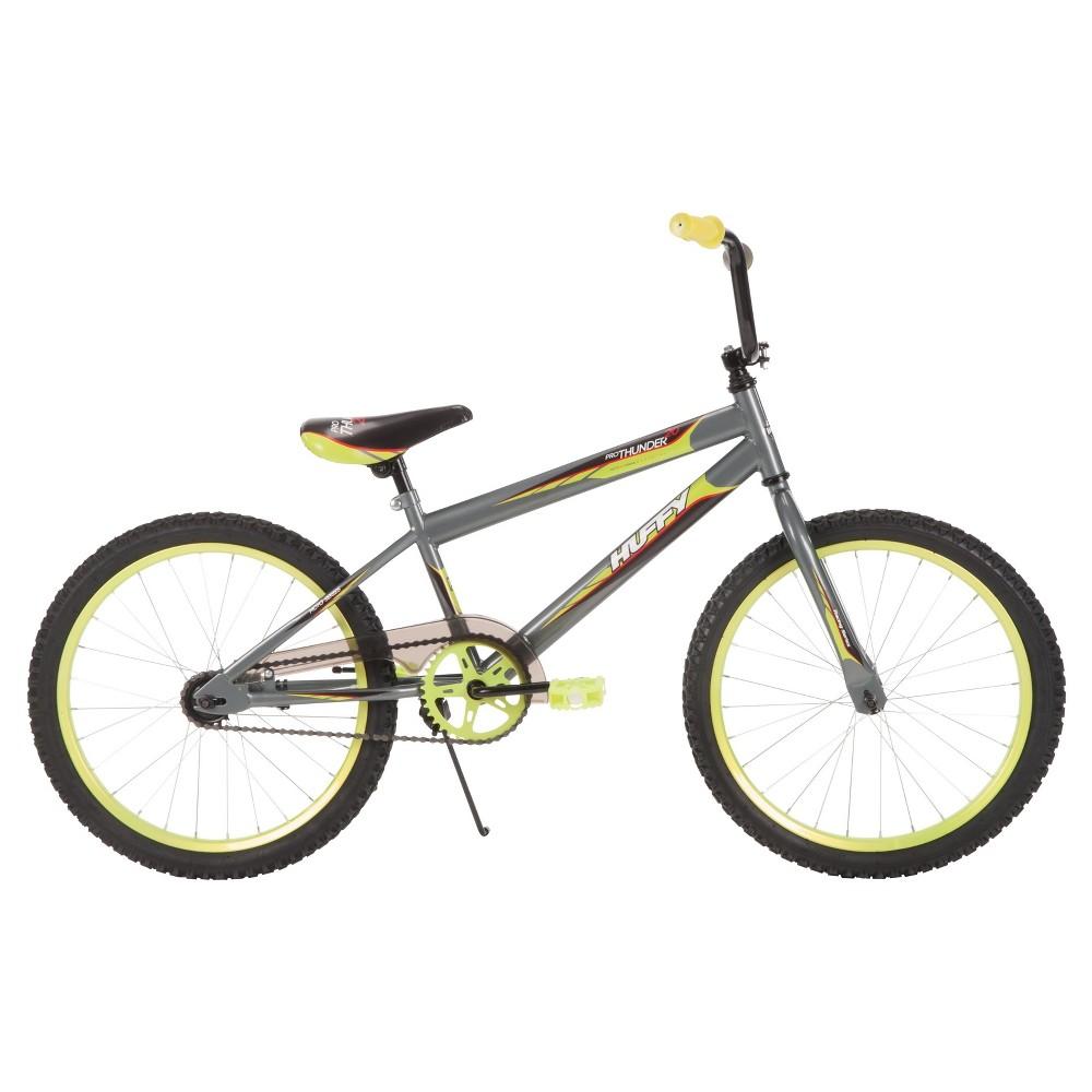 Huffy Pro Thunder 20 Kids' Bike - Gray