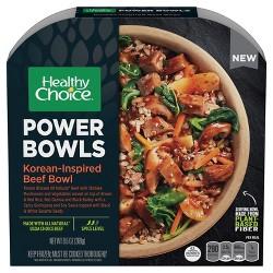 Healthy Choice PowerBowl Korean Beef - 9 oz