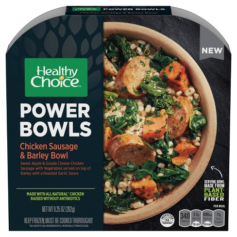 Healthy Choice PowerBowl Chicken Sausage & Barley - 9 oz - image 1 of 1