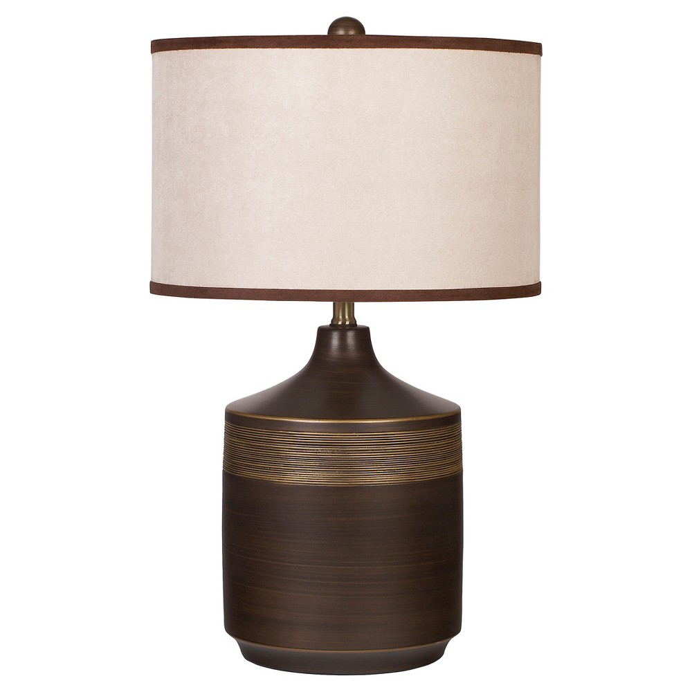 Karissa Table Lamp (Set of 2) Brown - Signature Design by Ashley