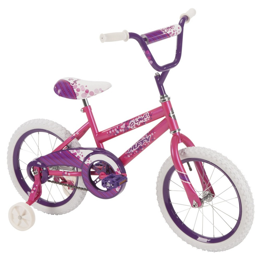 Huffy So Sweet 16 Kids' Bike - Pink/Purple