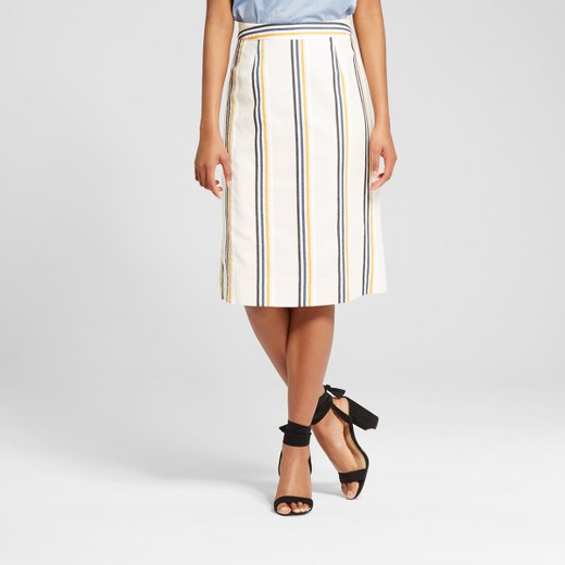s pleat back pencil skirt who what wear