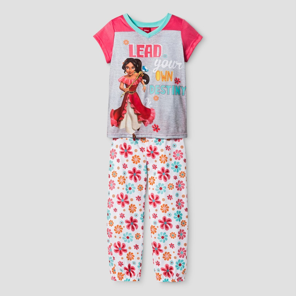 Girls Disney Elena of Avalor Pajama Set - Pink S