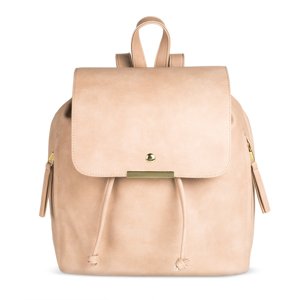 Womens Small Backpack - Mossimo Supply Co. Tan