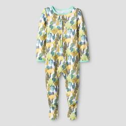 Oh Joy!® Baby Forest Cuff Foot Sleep N Play - Green