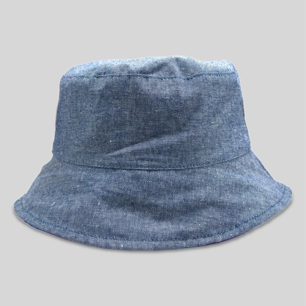 Toddler Boys Reversible Bucket Hat Cat & Jack - Blue 2T-5T