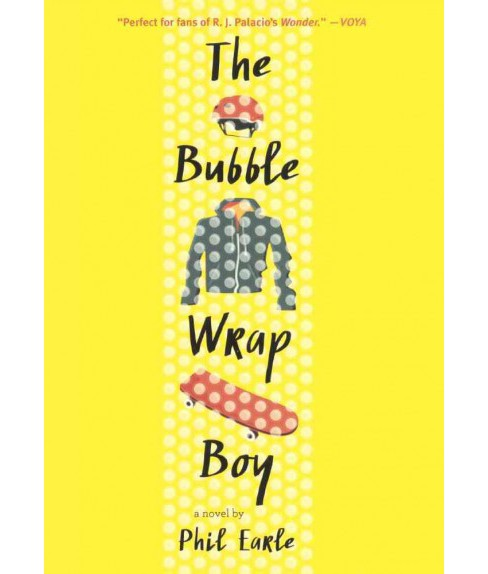 Bubble Wrap Boy (Prebind) (Phil Earle) - image 1 of 1