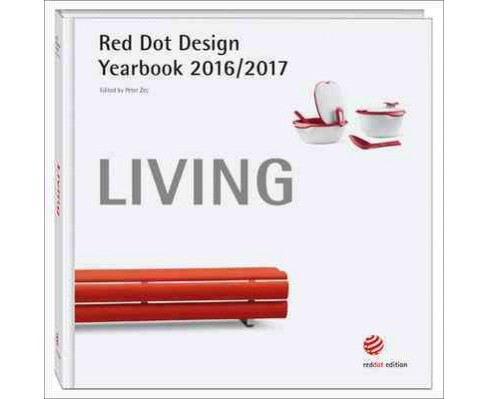Living 2016/2017 (Bilingual) (Hardcover) - image 1 of 1