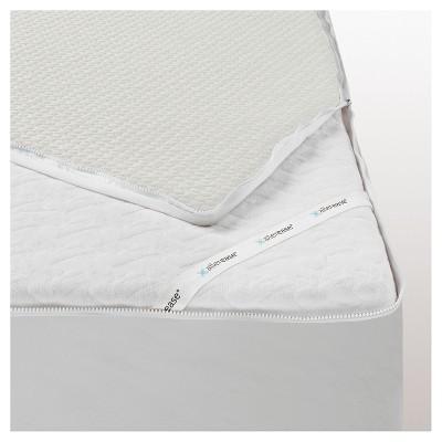 Platinum Mattress Protector (Full)White - Allerease®