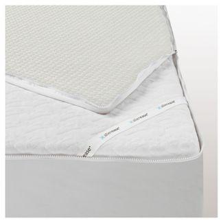 Platinum Mattress Protector (Queen) White - Allerease®