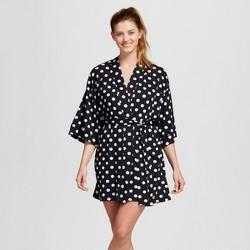 Bride & Beauties® by Bedhead Pajamas® Women's Kimono Robe - Polka Dot